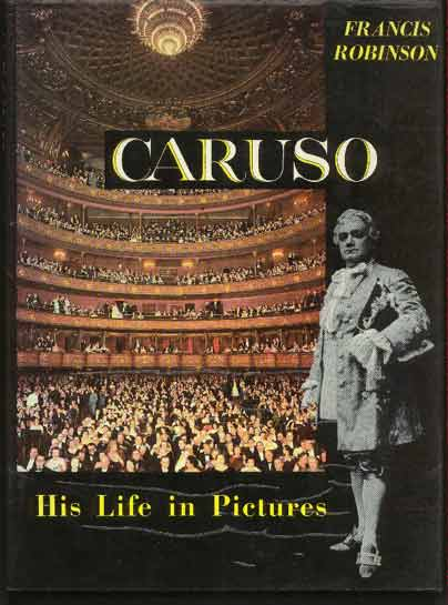 Image for Caruso - His Life in Pictures