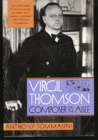 Image for Virgil Thomson: Composer on the Aisle