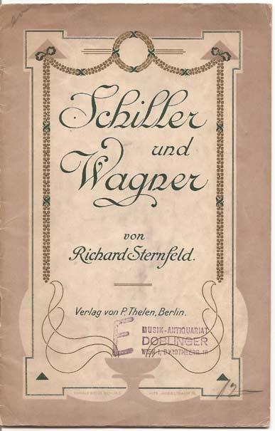 Schiller Und Wagner