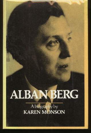 Image for Alban Berg: a Biography