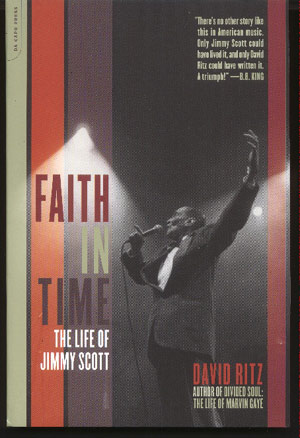 Image for Faith in Time. the Life of Jimmy Scott
