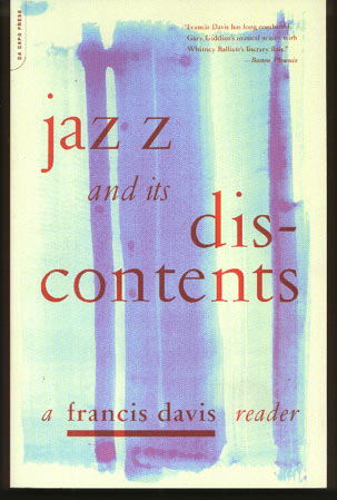 Image for Jazz and its Discontents - a Francis Davis Reader