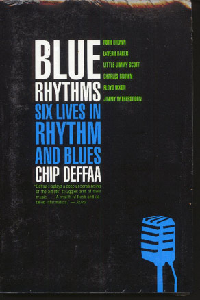 Image for Blue Rhythms. Six Lives in Rhythm and Blues