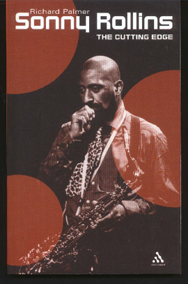 Image for Sonny Rollins. the Cutting Edge