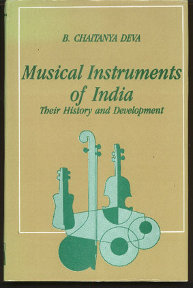Image for Musical Instruments of India. Their History and Development