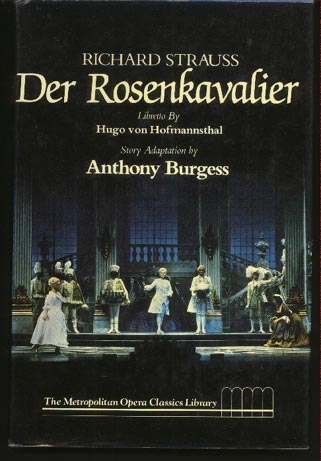 Image for Der Rosenkavalier