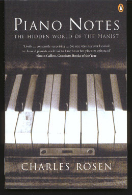 Image for Piano Notes. The Hidden World of the Pianist.