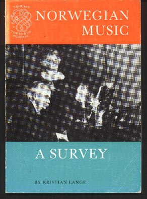 Image for Norwegian Music. A Survey