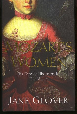 Image for Mozart's Women. His Family, His Friends, His Music