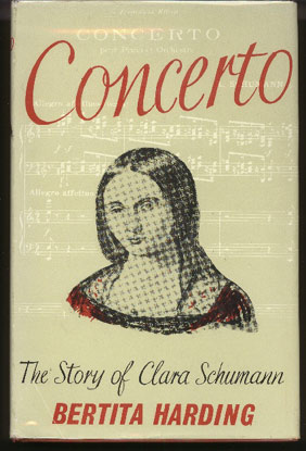 Image for Concerto the Story of Clara Schumann