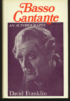 Image for Basso Cantante: An Autobiography