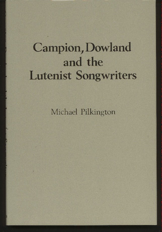 Image for Campion, Dowland and the Lutenist Songwriters