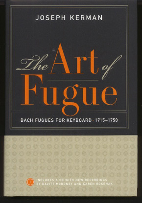 Image for The Art of Fugue. Bach Fugues for Keyboard, 1715-1750