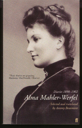 Image for Alma Mahler-Werfel: Diaries 1898-1902