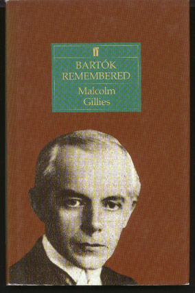 Image for Bartok Remembered