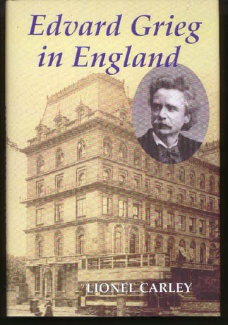 Image for Edvard Grieg in England