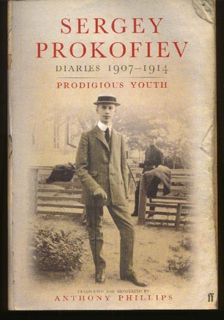 Image for Diaries 1907 - 1914. Prodigious Youth