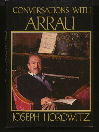 Image for Conversations with Arrau