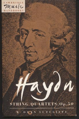Image for Haydn: String Quartets, Op 50