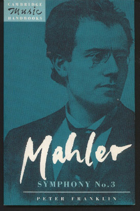 Image for Mahler: Symphony No 3