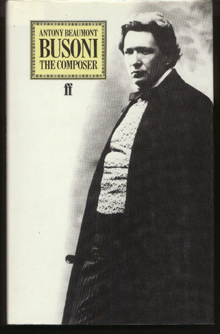 Image for Busoni the Composer