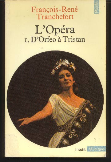 Image for L'Opera. 1. D'Orfeo a Tristan