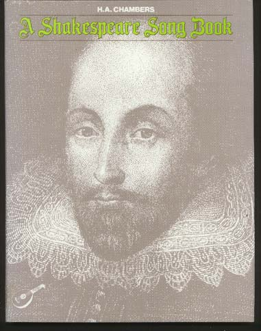 Image for A Shakespeare Song Book