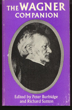 Image for The Wagner Companion
