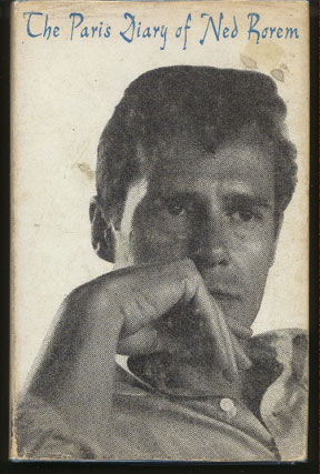 Image for The Paris Diary of Ned Rorem: with a Portrait of the Diarist by Robert Phelps