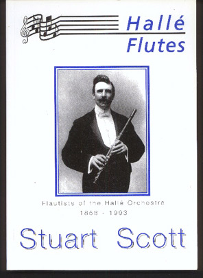 Image for Hallé Flutes: Flautists of the Hallé Orchestra 1858-93