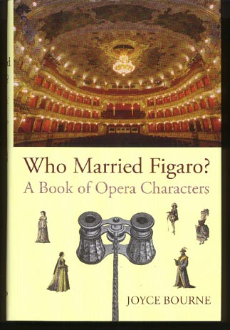 Image for Who Married Figaro? A Book of Opera Figures.