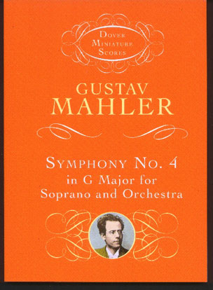 Image for Symphony No 4 in G Major for Soprano and Orchestra