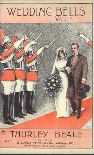 Image for Wedding Bells Valse