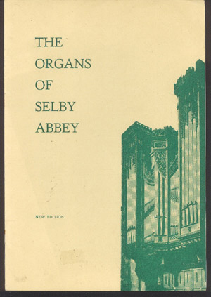 Image for The Organs of Selby Abbey