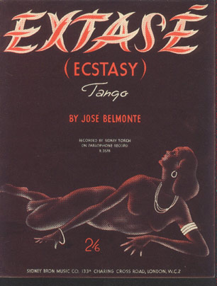 Image for Extasé (Ecstacy) Tango