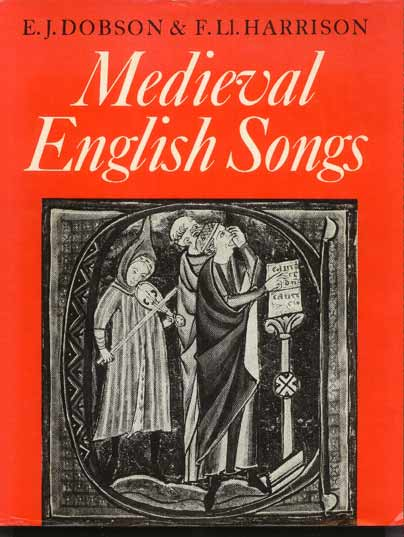 Image for Medieval English Song