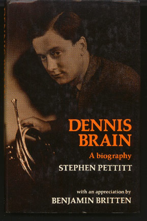 Image for Dennis Brain. A Biography
