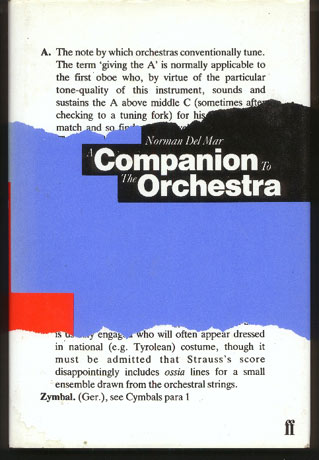 Image for A Companion to the Orchestra