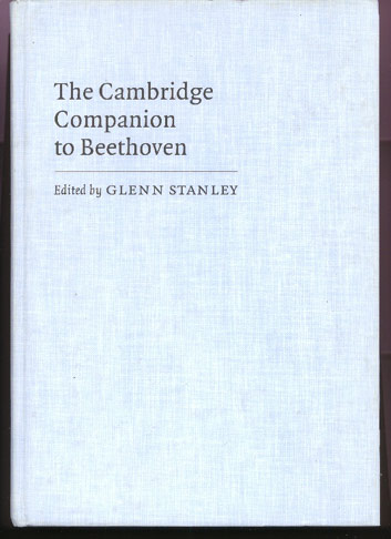 Image for The Cambridge Companion to Beethoven
