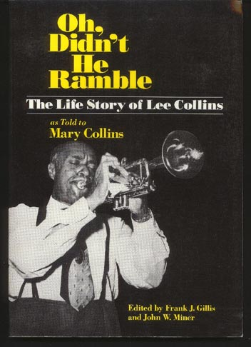 Image for Oh, Didn't He Ramble. The Life Story of Lee Collins