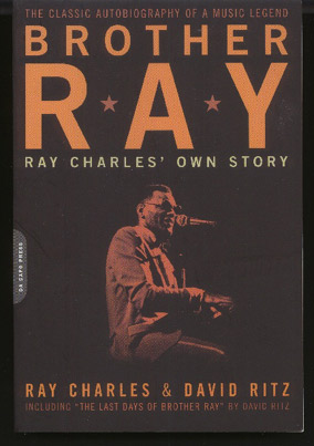 Image for Brother Ray. Ray Charles' Own Story