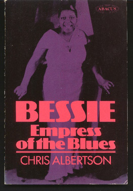 Image for Bessie - Empress of the Blues