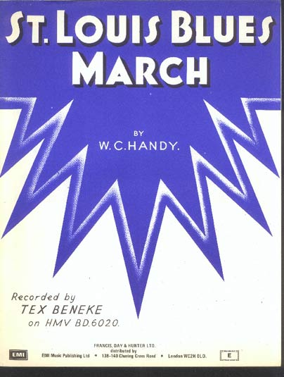 Image for St. Louis Blues March