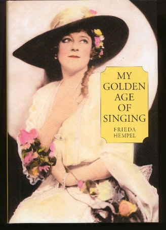 Image for My Golden Age of Singing