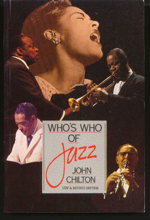 Image for Who's Who of Jazz: Storyville to Swing Street