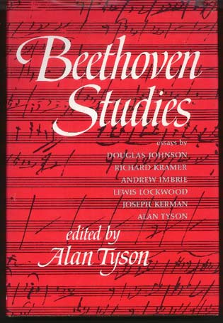 Image for Beethoven Studies