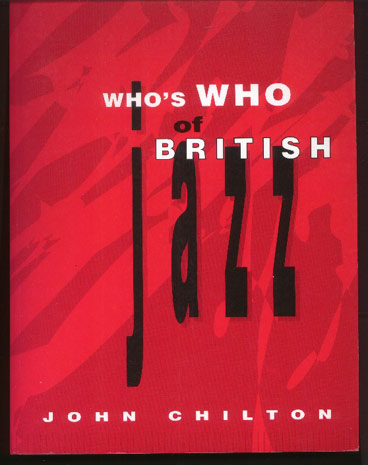 Image for Who's Who of British Jazz