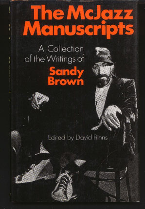 Image for The Mcjazz Manuscripts: a Collection of the Writings of Sandy Brown