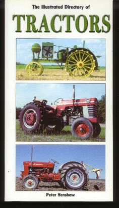 Image for The Illustrated Directory of Tractors