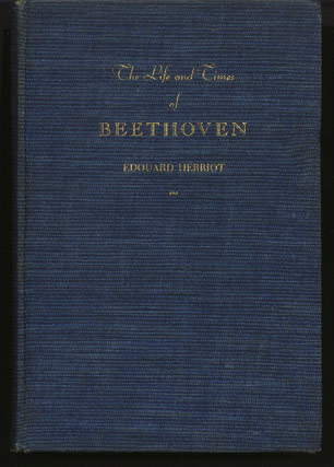 Image for The Life and Times of Beethoven. Translated by Adelheid I. Mitchell and William J. Mitchell